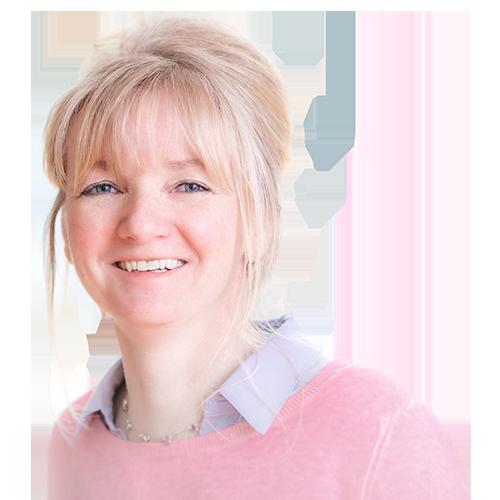 Anja Siebertz - Achtsamkeit und Stressbewältigung - Potrait